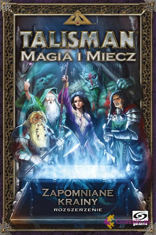 Talisman: Magia i Miecz - Zapomniane krainy // darmowa dostawa od 249.99 zł // wysyłka do 24 godzin! // odbiór osobisty w Opolu